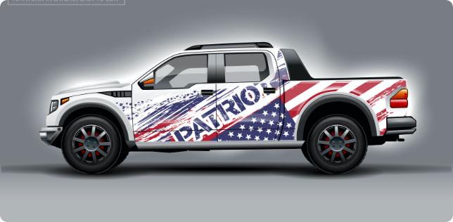 custom vehicle wraps in Grand Rapids