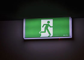 interior directional signs in Grand Rapids