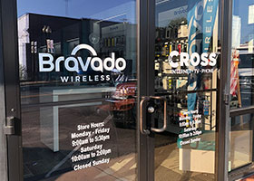 custom storefront signs service in all over the in Grand Rapids