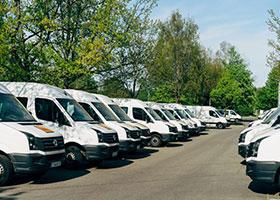 custom fleet wraps in Grand Rapids