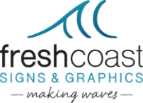 Fresh Coast Sign company in Grand Rapids