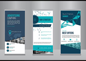 trade show event banners in Grand Rapids