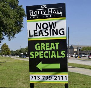 Real Estate Signs in Grand Rapids