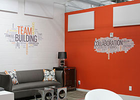 wall graphics by fresh coast signs in Grand Rapids