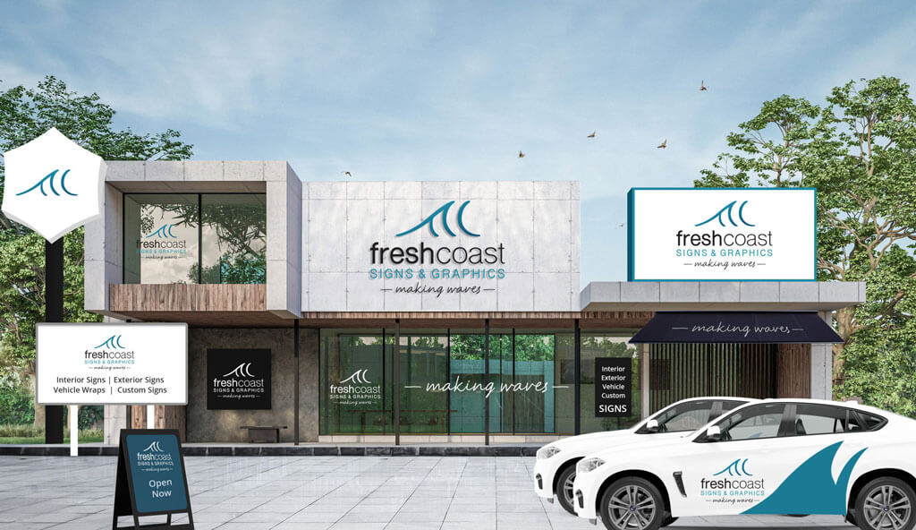Fresh Coast is a leading signs and graphics company in Grand Rapids