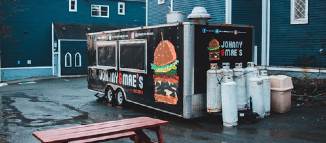 Vinyl Wraps for Food Truck in Grand Rapids, MI